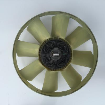 Volvo Fan Drive Assembly and ring D7E